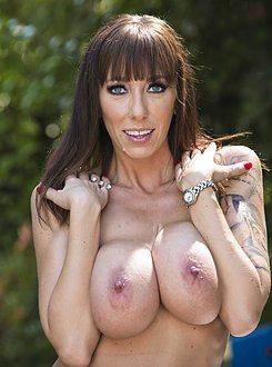 Pornstar Alia Janine at I porn too