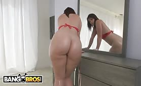 BANGBROS - Thicc PAWG Virgo Peridot Taking Anal From Stallion