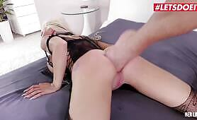 LETSDOEIT Hot Girl Barbie Sins Gets Fucked Hard in Her Perfect Ass