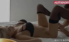 White Boxxx - Romantic Sex Leads To Passionate Anal With Young Babe Ria Sun