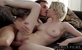 Big Natural Titty Blonde Skye Blue Rides Massive Cock Like No Other Can