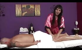 Ashli Orion Massage with 69 and Blowjob