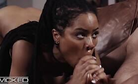 Wicked Kira Noir Must Prove She's Over Her Ex