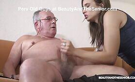 Grandpa Loves His Little Slut