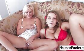 London and Natasha fuck Kelly Surfer