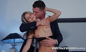 Private.com - Submissive Gina Gerson Gets Banged Anally!