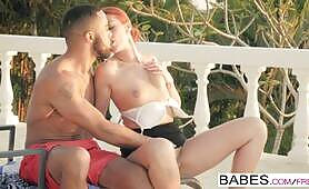 Black is Better Bianca Resa Swooning for some black cock