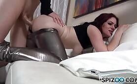 Jessica Ryan Spandex POV