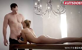 WhiteBoxxx Nancy A Gorgeous Ukrainian Babe Best Valentine's Day Fetish Sex Surprise