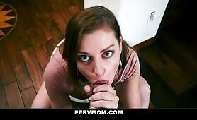 Hot Stepmom Sovereign Syre Knows How To Keep Her Stepson Happy
