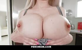 Good Stepson Delivers Big Titted Milf Astrid Star Huge Load Of Cum In Her Pussy To Get Her Pregnant