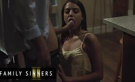 Family Sinners Ramon Nomar has fucked his son's girlfriend Rachel Rivers